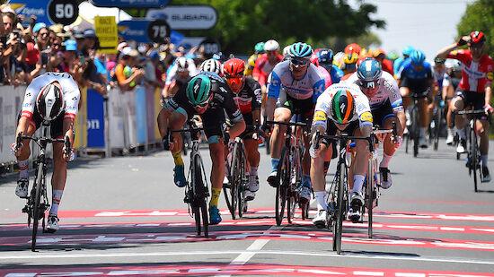 Sam Bennett gewinnt 1. Etappe für neues Team