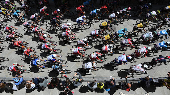 Belgier Campenaerts siegt auf 15. Giro-Etappe