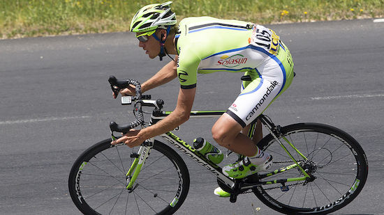 Schwerer Sturz beim Giro d'Italia