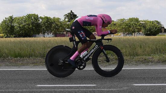 Egan Bernal triumphiert beim Giro d'Italia