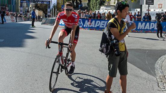 ÖRV-Team bei Rad-EM auf Rang 5