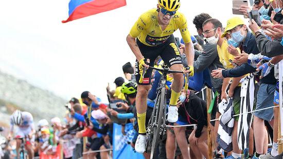 Führungswechsel bei der Vuelta
