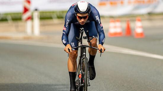 Bayer belegt bei U23-EM-Straßenrennen Platz zehn