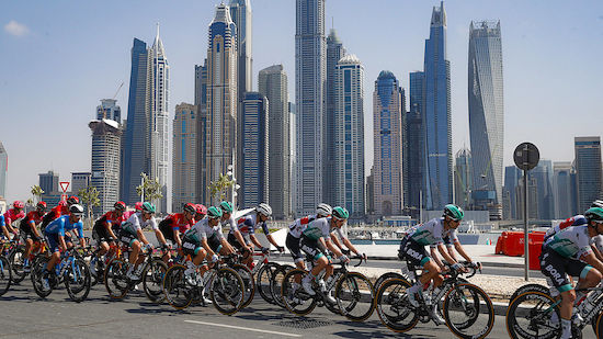 Tadej Pogacar holt Gesamtsieg bei der UAE-Tour