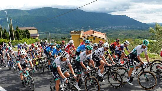 Peter Sagan gewinnt Giro-Massensprint
