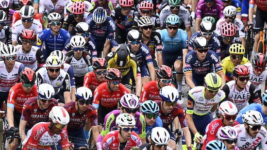 Umsturz im Gesamtklassement des Giro d'Italia