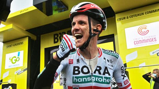 ÖRV-Ass Patrick Konrad bleibt Bora erhalten
