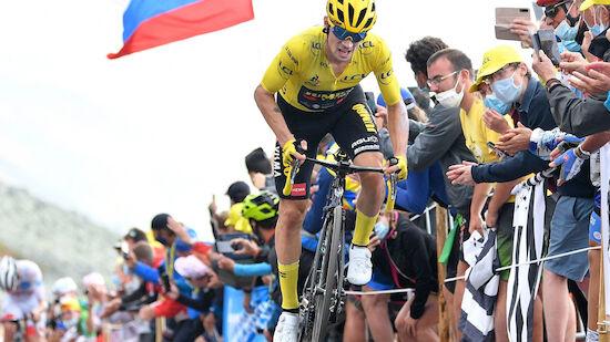 Tour-Traum ist Roglics Ziel nach Vuelta-Triumph