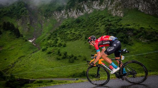 Tour de France: O'Connor-Show auf 9. Etappe