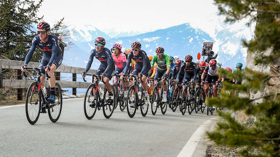 Yates holt Etappensieg bei Tour of the Alps