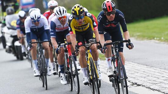 Van Aert holt Klassiker Amstel Gold Race
