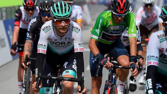 Großschartner gewinnt Etappe der Tour of the Alps