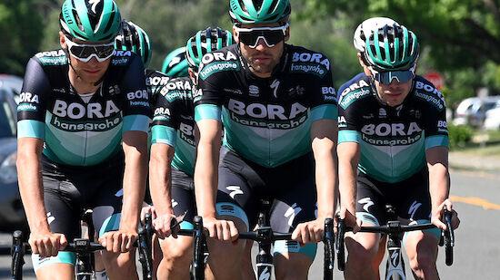 Kalifornien: Asgreen siegt, Bora-Team stark
