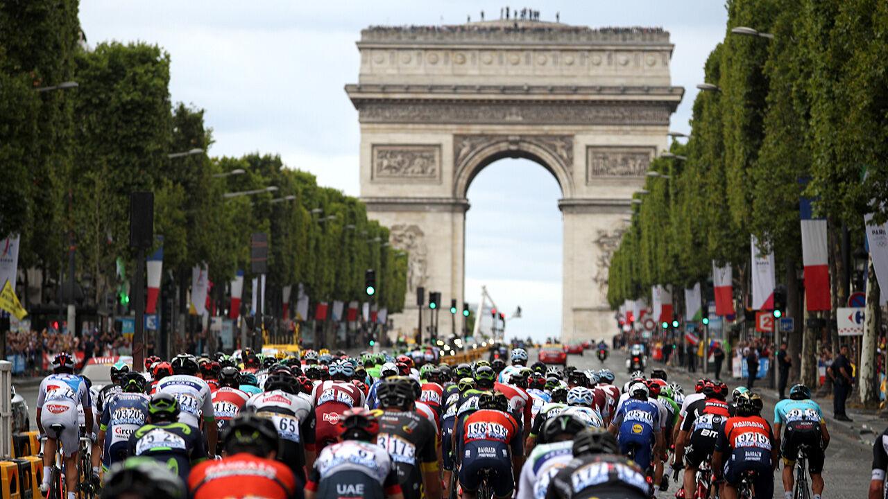 Tour De France Wertung