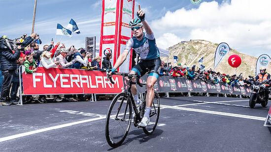 Ö-Tour-Titelverteidiger ist Glocknerkönig 2019