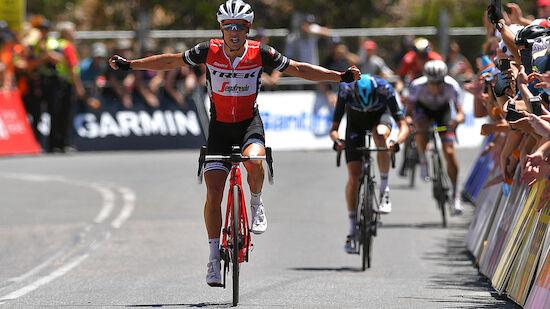 Südafrikaner gewinnt wieder Tour Down Under
