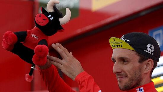 Yates baut Vuelta-Gesamtführung aus