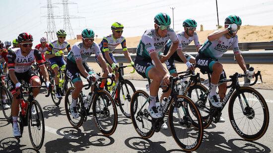Pogacar baut Gesamtführung bei UAE-Tour aus