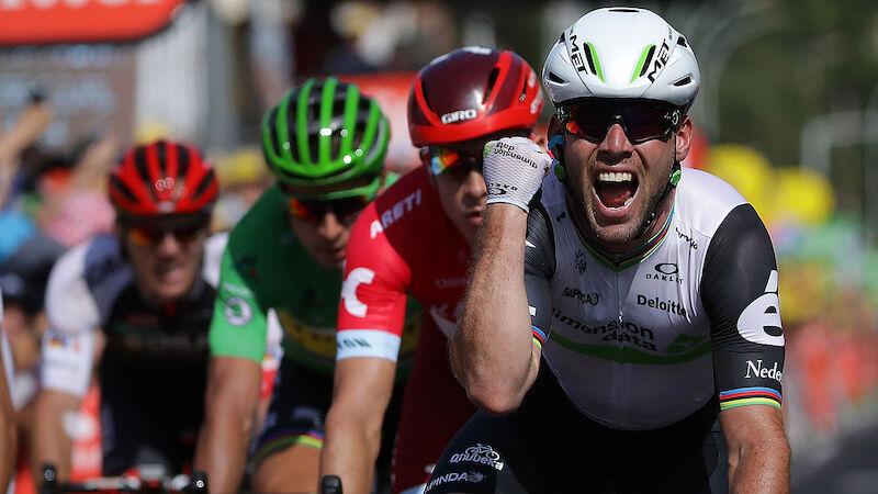 Sprintstar Cavendish kämpfte gegen Depressionen