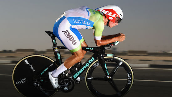 Primoz Roglic macht Vuelta-Hattrick perfekt