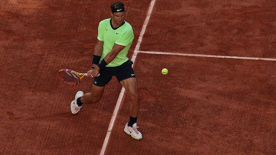 Nadal sagt Starts in Wimbledon und bei Olympia ab