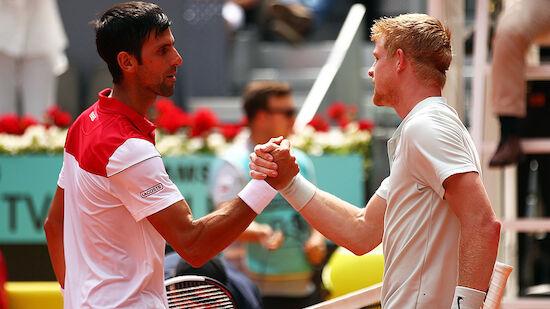 Djokovic scheitert am Briten Edmund