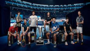 ATP Finals 2020 - die Gruppen in Einzel und Doppel