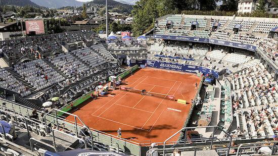 ATP in Kitzbühel: Spielplan für Mittwoch