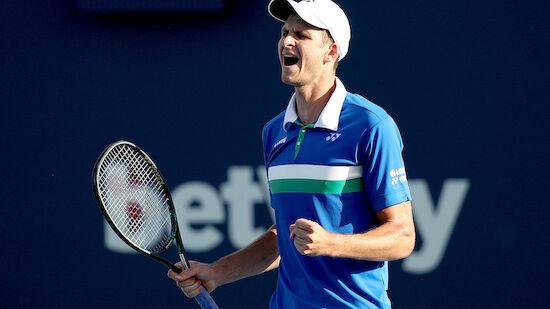 Nächste Überraschung bei ATP 1000 in Miami