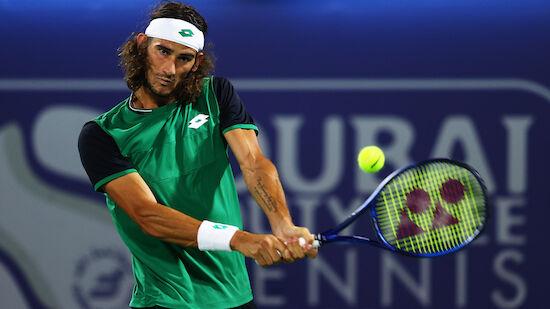ATP: Thiem-Bezwinger Harris im Dubai-Halbfinale