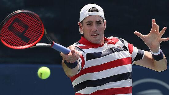 ATP-250 in Atlanta: Isner und Harrison weiter