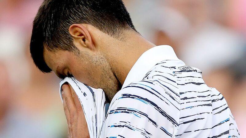 Kein Cincinnati-Finale für Djokovic!