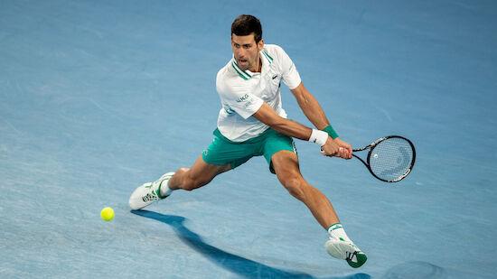 Djokovic verzichtet auf Antreten in Miami