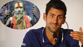 Djokovic und der Wetter-Guru