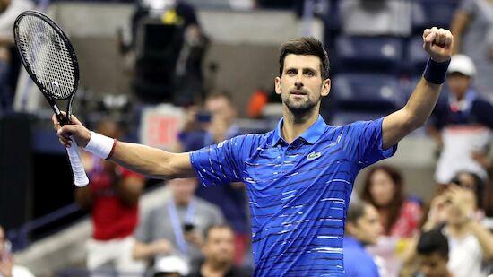 Djokovic macht kurzen Prozess mit Kudla