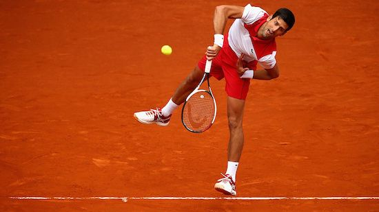 Djokovic gewinnt Erstrunden-Kracher in Madrid