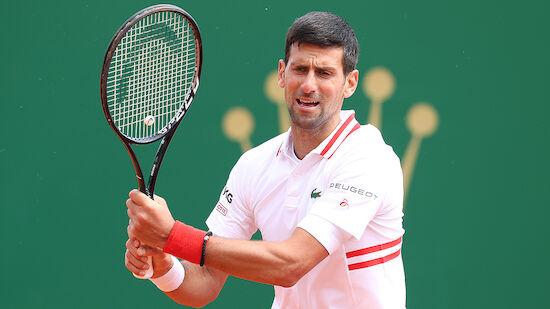 Djokovic zieht Nennung für Madrid zurück