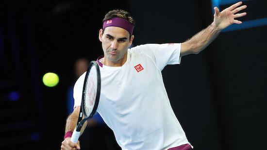 Federer absolviert Paris-Test beim Turnier in Genf