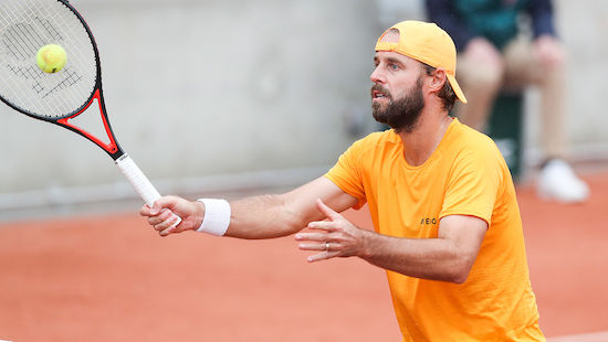 Frühes Aus für Marach bei ATP 1000 in Madrid