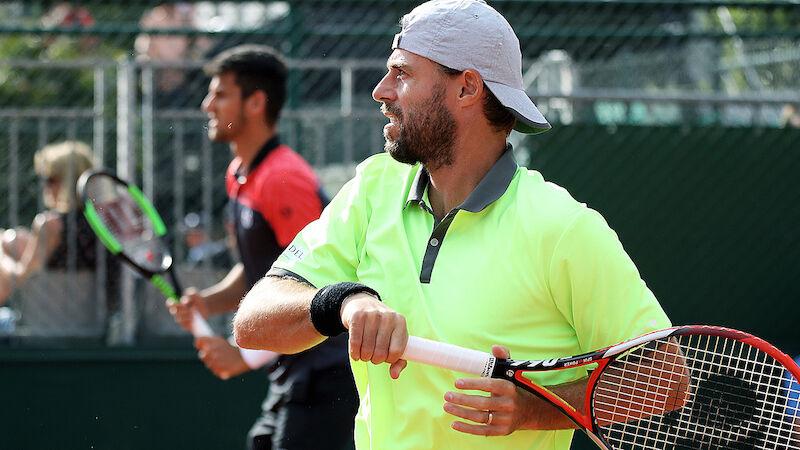Marach/Pavic im Halbfinale von Antalya