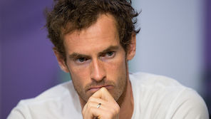 Lange Pause für Andy Murray
