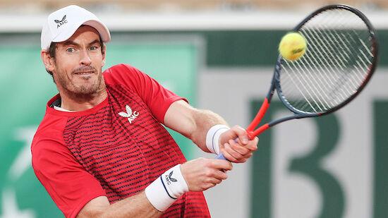 Murray verpasst das Turnier in Dubai