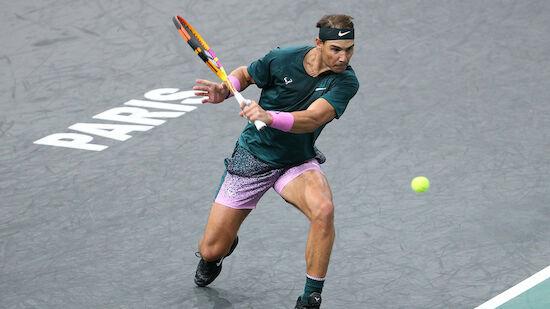 Rafael Nadal feiert 1000. Sieg auf ATP-Tour