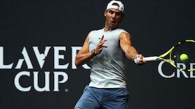 Laver Cup LIVE: Rafael Nadal vs. Milos Raonic