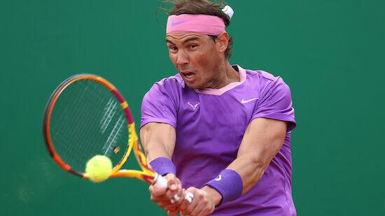 Nadal scheitert in Monte Carlo