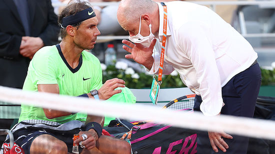 Nadal über Comeback: