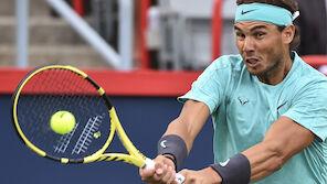 Nadal-Kritik an Corona-Pause
