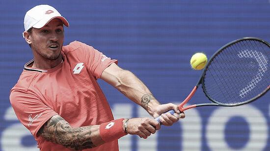 Dennis Novak gewinnt Auftakt in New York