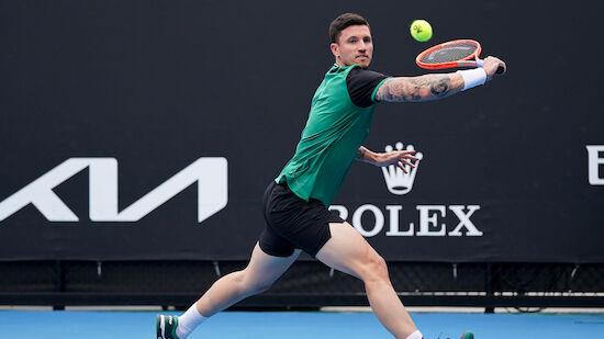Novak scheitert im Montpellier-Viertelfinale