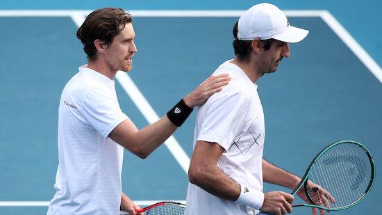 ATP: Philipp Oswald steht im Doha-Doppelfinale